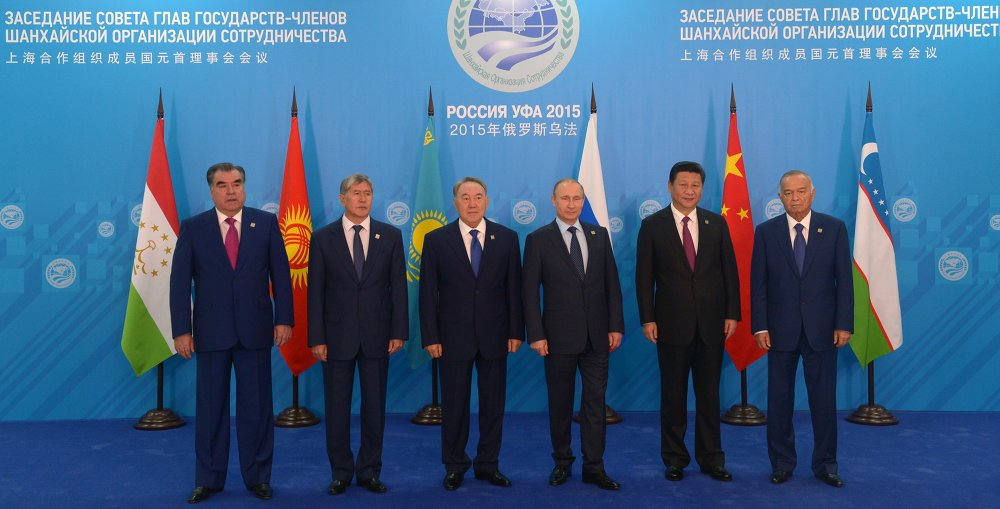 BRICS 2015 opening